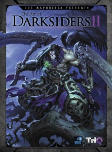 The Art of Darksiders II cover