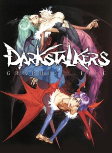 Darkstalkers Graphic File Cover