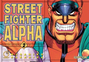 Street Fighter Alpha Volume 2 cover
