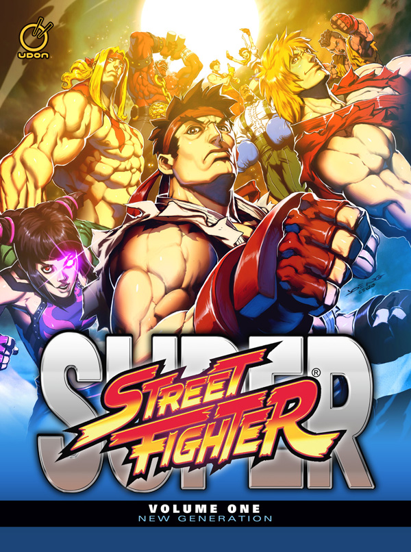 SuperStreetFighterVol1_cover