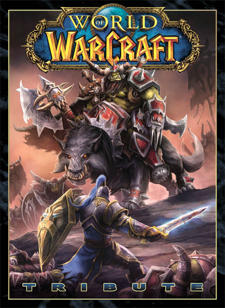 World of Warcraft Tribute Cover