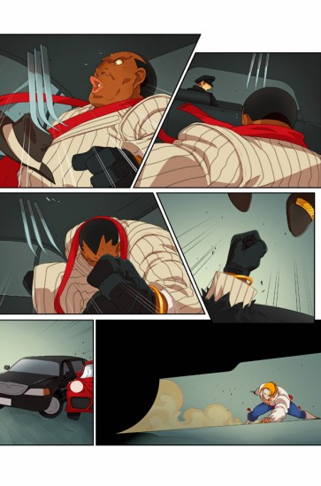 SF Shadaloo Special_preview1
