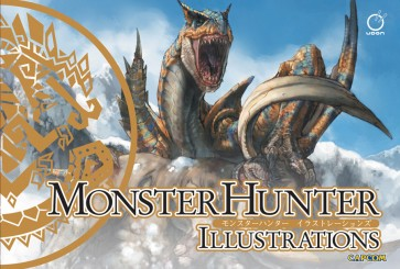 Monster Hunter Illustrations HC cover