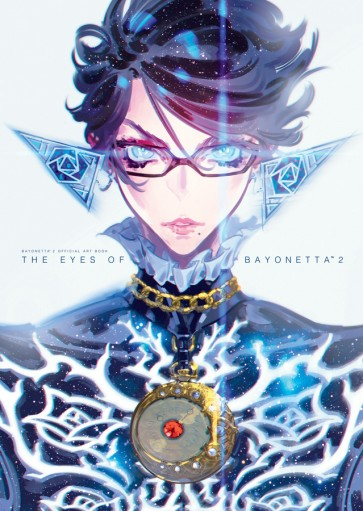 The Eyes of Bayonetta 2 - cover
