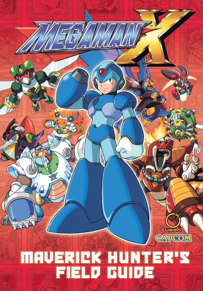 MMX Field Guide - cover